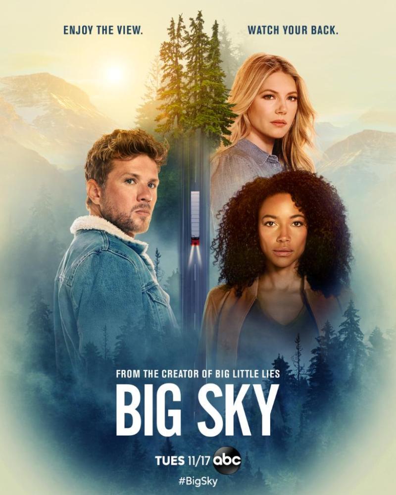 Locandina Big Sky Catalogo star