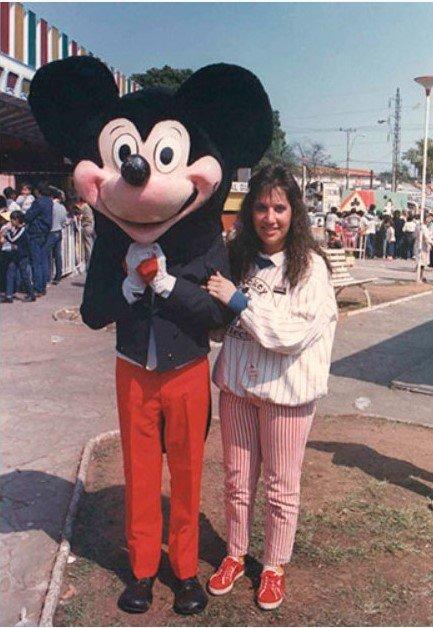Mickey Paraguay