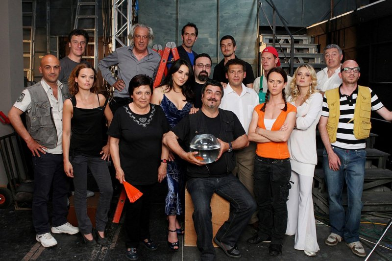 Boris 4 cast