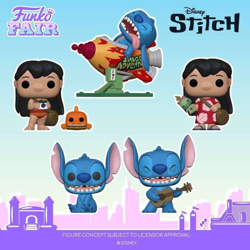 funko Pop Disney Stitch