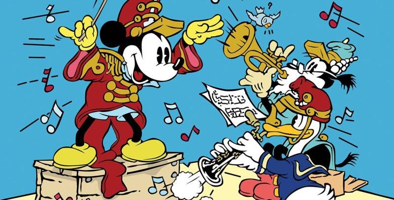 musica classica disney