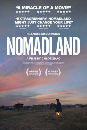 Uscite Disney+ Nomadland