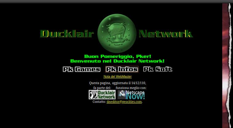 pk fan site