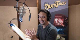 Lin-Manuel Miranda, doppiatore di Fenton Paperconchiglia-Cabrera, reboot di DuckTales.