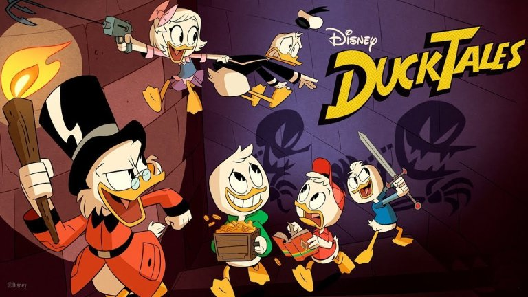 ducktales disney plus