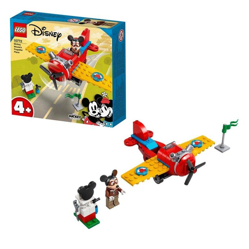 LEGO Disney Mickey and Friends - Aeroplano di Topolino