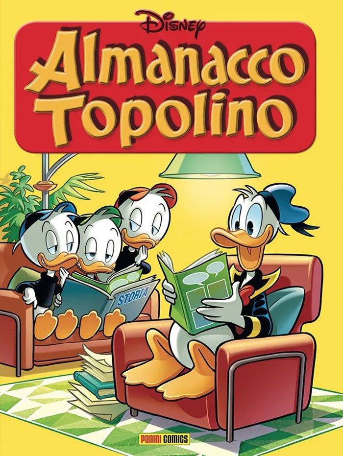 consigli acquisti Disney Almanacco Topolino