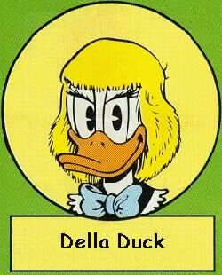 della duck albero genealogico