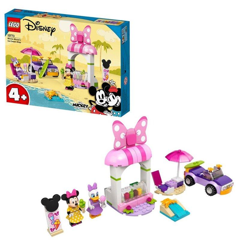 LEGO Disney Mickey and Friends - Gelateria di Minni