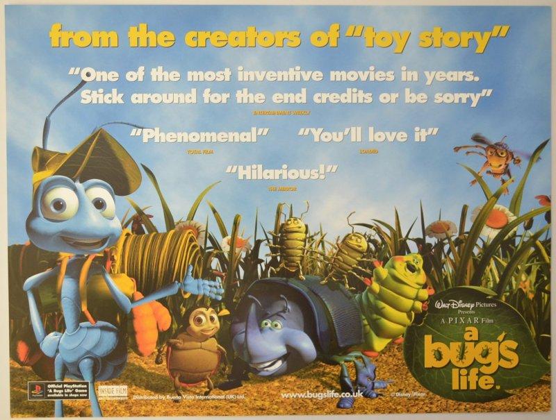 poster a bug's life