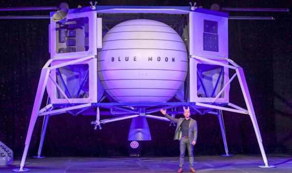 Jeff Bezos, Blue Moon