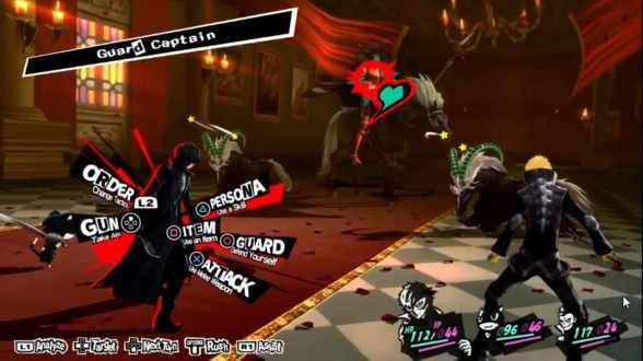 Combattimento Persona 5