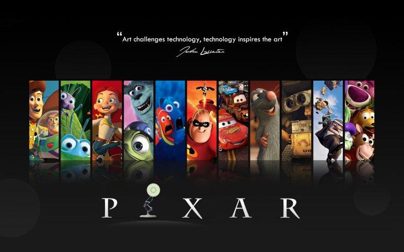 copertina pixar toy story 2