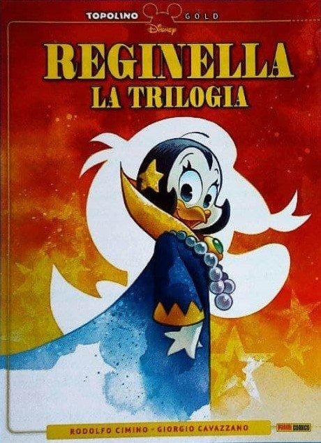 Cover Topolino Gold 4 Reginella