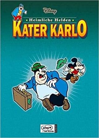 Kater Karlo, nome di Gambadilegno in tedesco