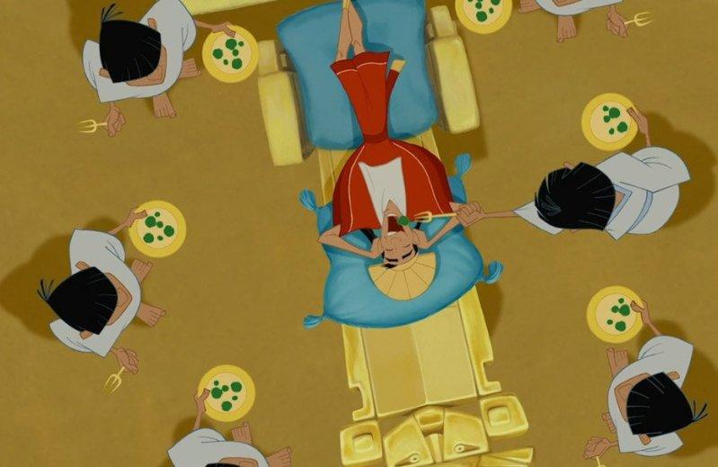 kuzco follie dell'imperatore
