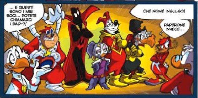 scienziati Disney