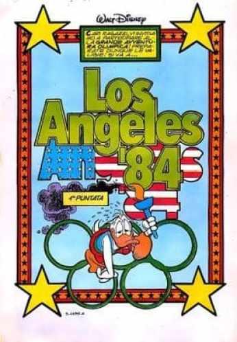Los Angeles '84 (Olimpiadi Disney)