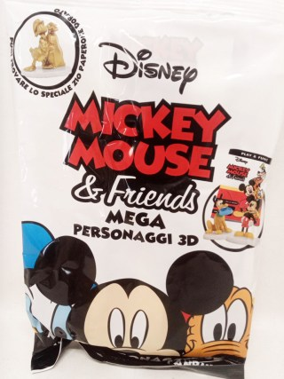 mickey mouse statuette