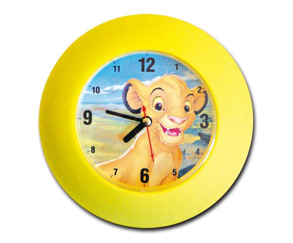 Le-mie-prime-fiabe-Hachette orologio re leone