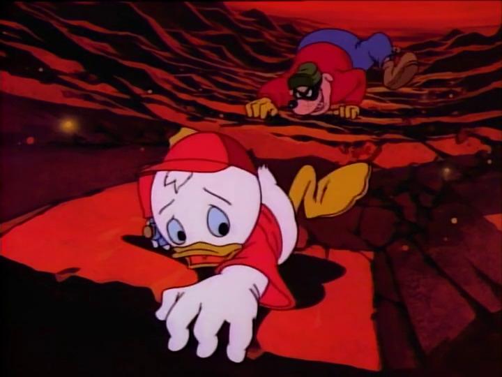 Caccia alla Numero Uno DuckTales