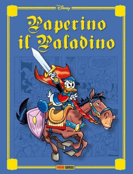 Paperino-il-Paladino-Copertina