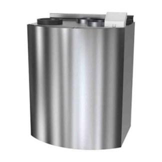 Värmeåtervinningsaggregat SAVE VTR150/K L Rostfri, Systemair