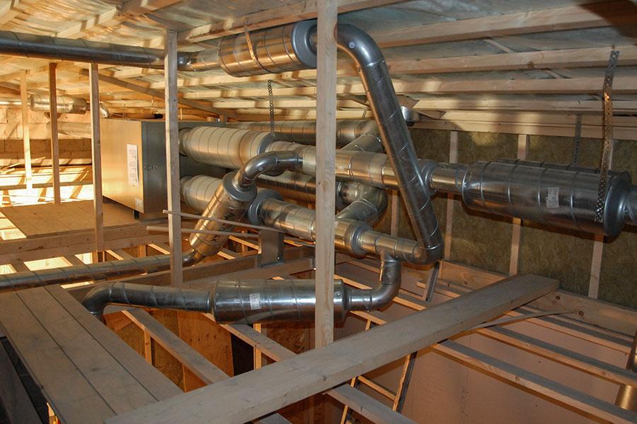 FTX ventilation - Installation av rätt ventilationssystem i din villa