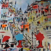 BELLE EMOTION PARISIENNE 55X46