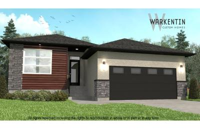 Warkentin Homes show home