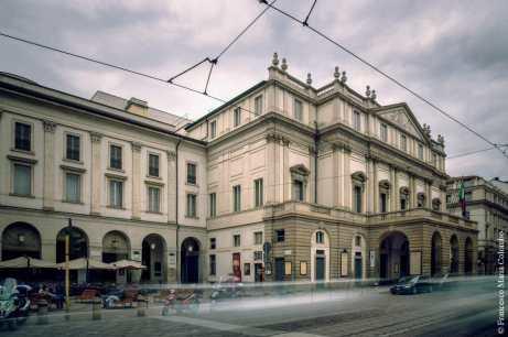 Teatro Alla Scala e la Cittadella della Scala