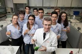 Laboratorio della The British School of Milan