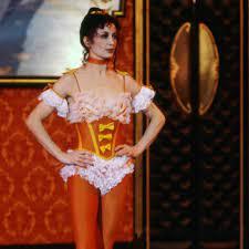 "Carla Fracci "" Al Paradise"" 1983 - Can Can"