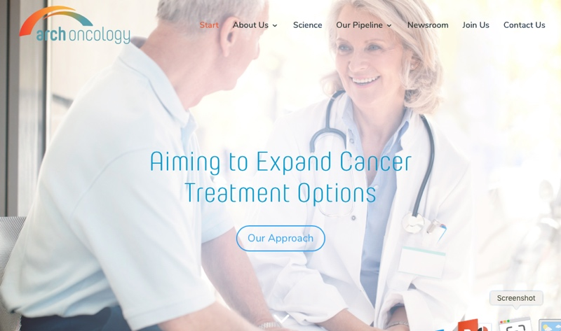 Arch Oncology Raises in $50M Series B
