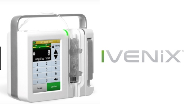 Ivenix Infusion System Designed to Reduce Medication Errors is FDA Cleared