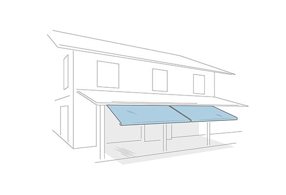 tende pvc esterno tende a rullo per esterno tende di plastica. Tende Da Sole Resistenti In Pvc Per Esterni Venturello Poirino To