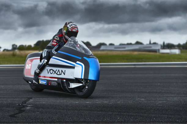 Voxan Motors unveils the high-performance electric motorcycle Wattman