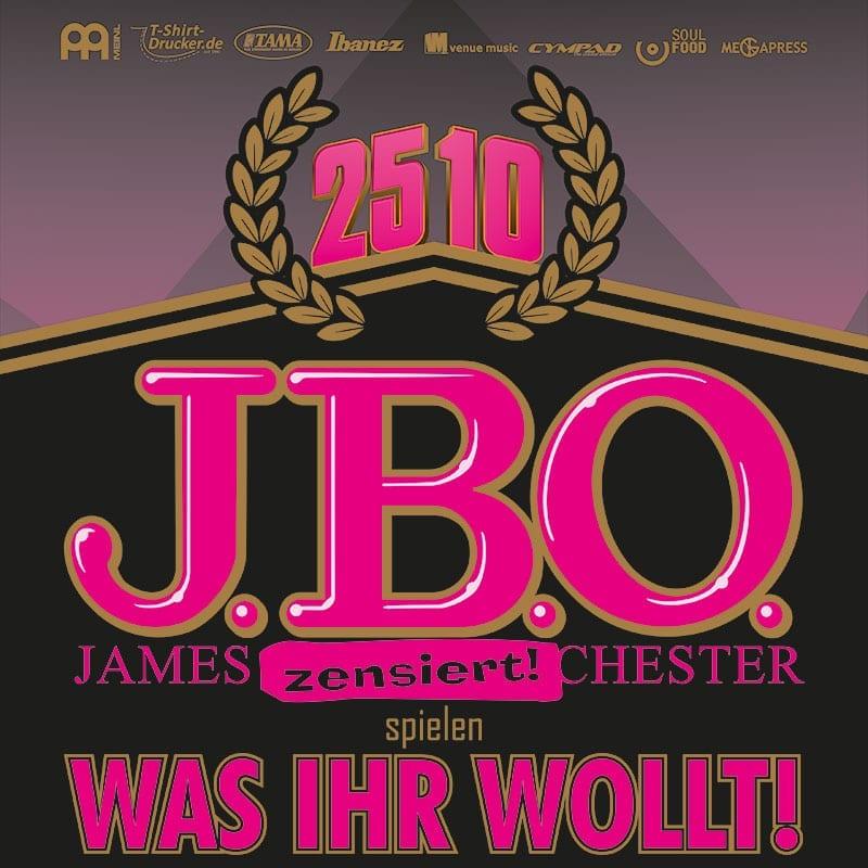 J.B.O. spielen was Ihr wollt 2014