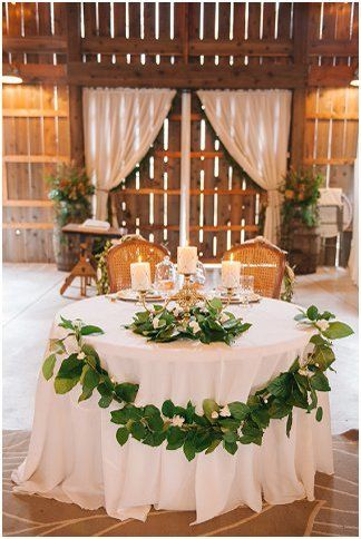 15 Stunning Sweetheart Tables Venue At The Grove