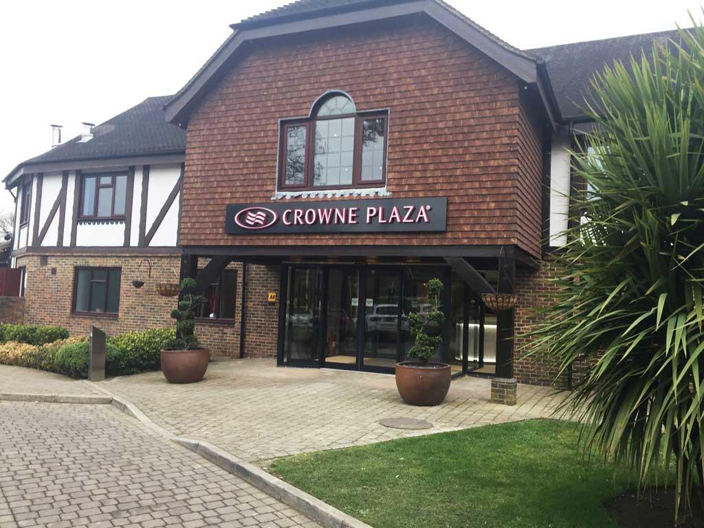 Crowne Plaza Felbridge Gatwick East Grinstead West