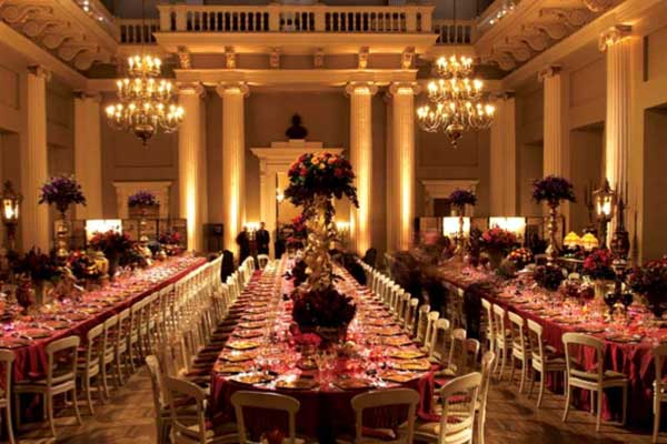 Small Wedding Reception Venues In London Organization Of