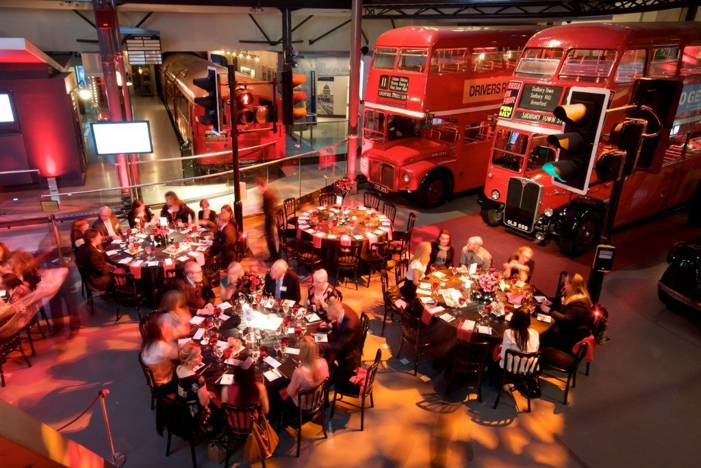 London Transport Museum Venueseeker