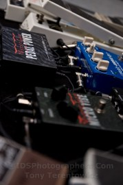 rehearsal pedal board