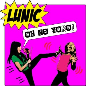 Lunic Live Poster