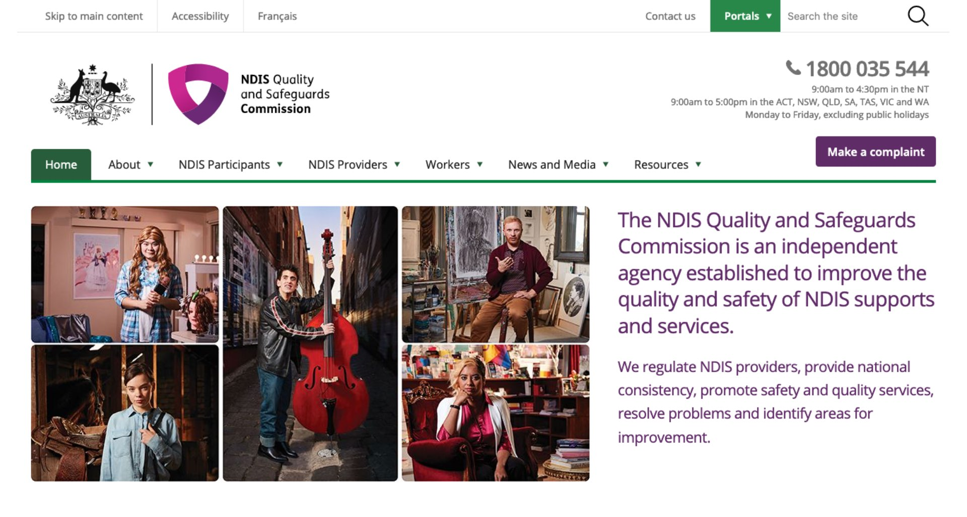 NDIS Commission
