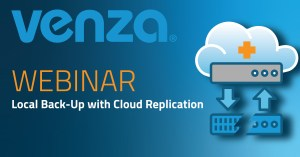 Local Back-Up with Cloud Replication