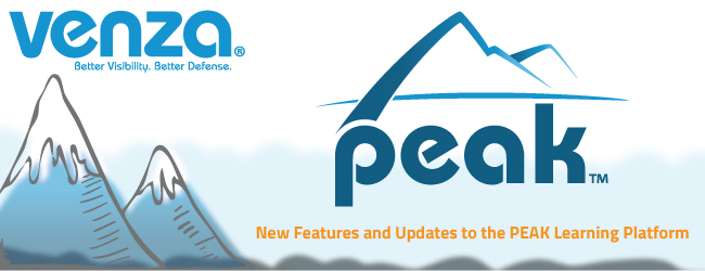 New Features and Updates to the PEAK Learning Platform