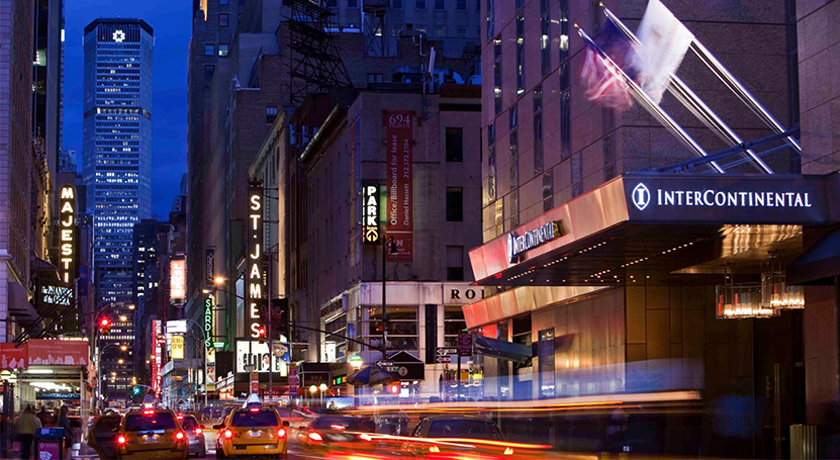 InterContinental NY Times Square, New York, NY
