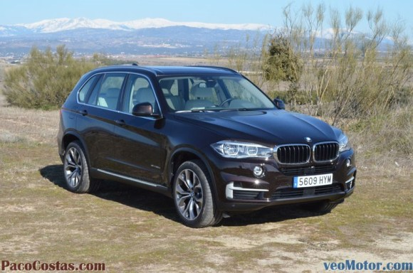 BMW X5 30d xDrive 258cv (9)