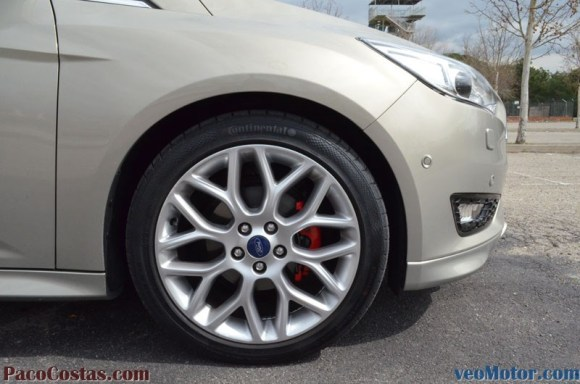 Ford Focus Sport 1.6 TDCI 115cv (7)